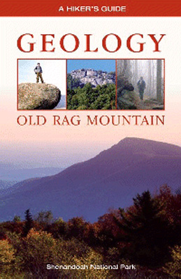 Photo of A Hiker's Guide to the Geology of Old Rag Mountain book
