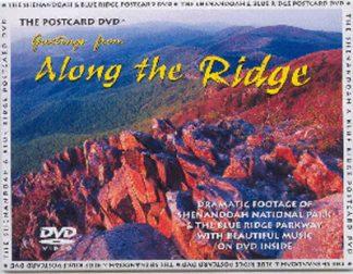 Photo of Along the Ridge DVD postcard
