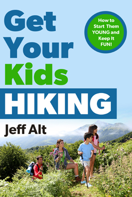 Photo of Get Your Kids Hiking book