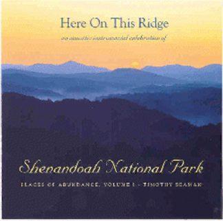 Photo of Here On This Ridge CD