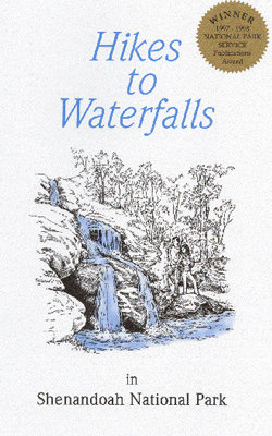 Photo of Hikes to Waterfalls in SNP booklet