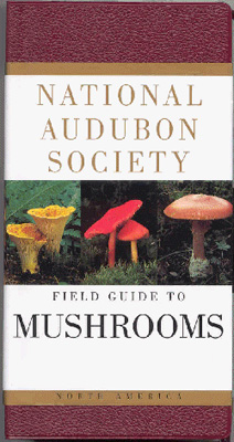 Photo of National Audubon Society Field Guide to North American Mushrooms book