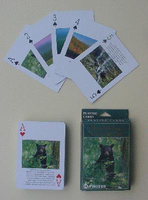 Shenandoah National Park Playing Cards
