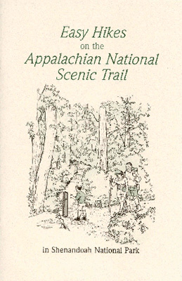 Photo of Easy Hikes on the Appalachian National Scenic Trail booklet