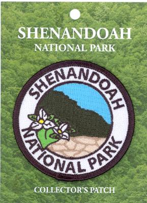 "Photo of Shenandoah National Park Logo Patch height=""289"" width=""400"""