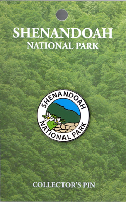 "Photo of Shenandoah National Park Logo Pin height=""250"" width=""400"""