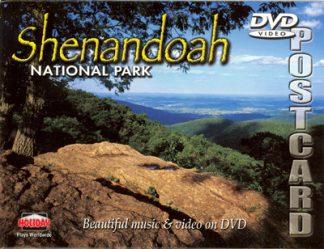 "Photo of Shenandoah National Park Postcard DVD height=""400"" width=""308"""