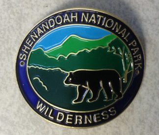 "Photo of Wilderness Hiking Medallion height=""400"" width=""340"""
