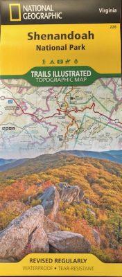 Photo of SNP Topogrpahic Map