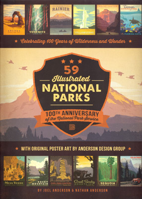 Photo of 59 National Park Soft Cover
