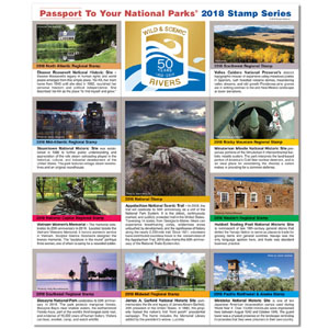 Photo of 2018 Stamp Package