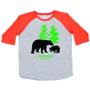 Photo of Kids Bear Tee 3/4 Sleeve