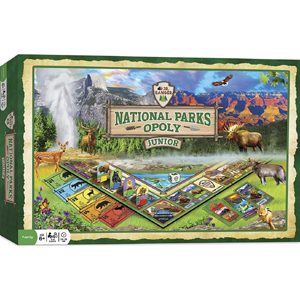 Photo of National Parks Opoly Jr.