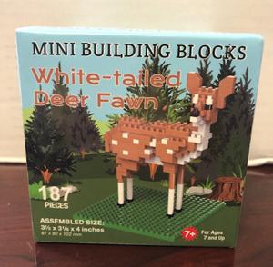 Mini Building Block – Jr Ranger – Shenandoah National Park Association