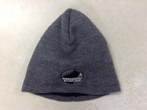 Photo of SNP Bear Beanie with Fleece Lining